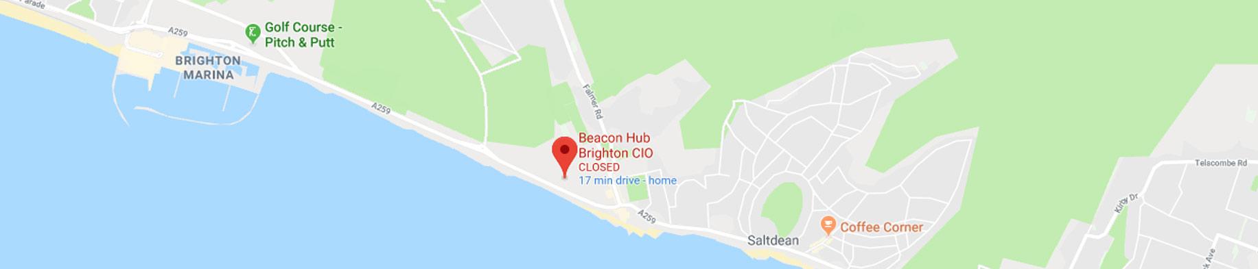 beacon hub rottingdean brighton sx